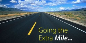 extra-mile