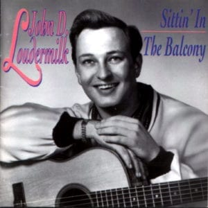 John D_ Loudermilk - Sittin' In The Balcony - Front