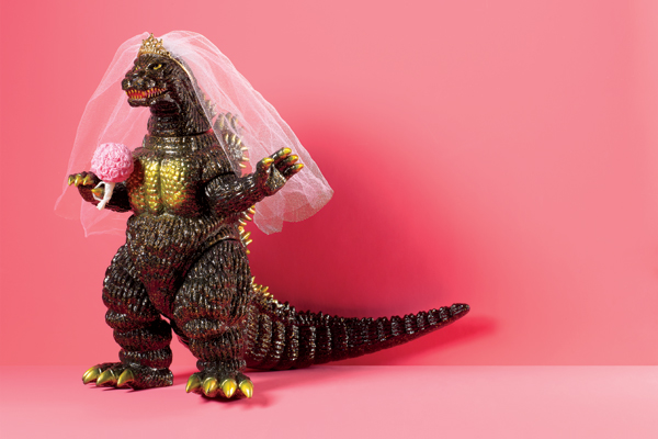 Image result for bridezilla godzilla